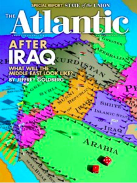 غلاف عدد يناير-فبراير من ذا أتلانتيك