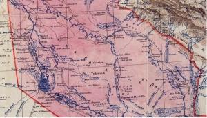 تقريبٌ من خريطة سايكس بيكو المُدرجة أعلاه.