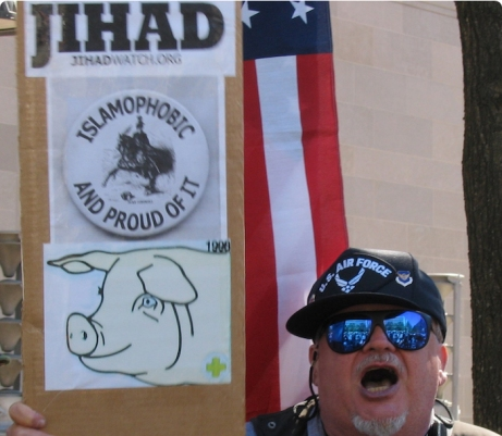 islampohobe
